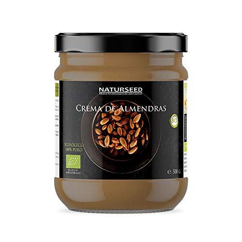 Crema de Almendras Integral 100% Natural Bio - Tostadas - Si