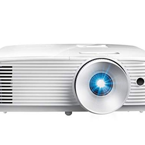 Optoma HD28HDR 1080p Home Theater Projector for Gaming and Movies | Support for 4K Input | HDR...