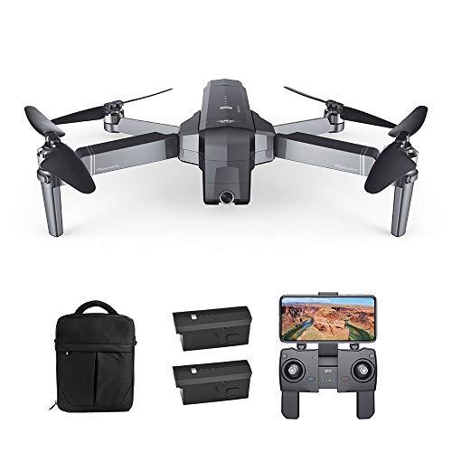 Goolsky SJ RC F11 PRO 2K Drone 5G Wifi FPV GPS Drone senza spazzole con telecamera 2K 120  Wide Angle Selfie Seguimi RC Quadcopter con 2 batterie Borsa