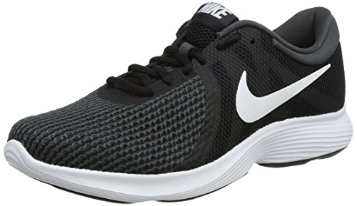 Nike Damen WMNS Revolution 4 EU Laufschuhe, Schwarz (Black / White / Anthracite 001), 40 EU