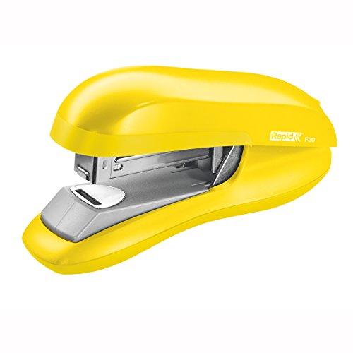 Rapid - Pinzatrice piccola, colore: giallo