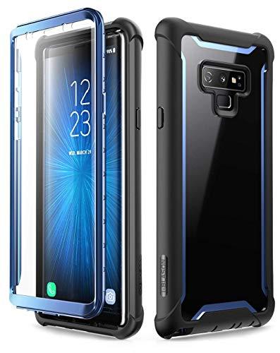 Capa Case Capinha i-Blason Ares Series Protetora para o Galaxy Note 9 2018(Black Blue)