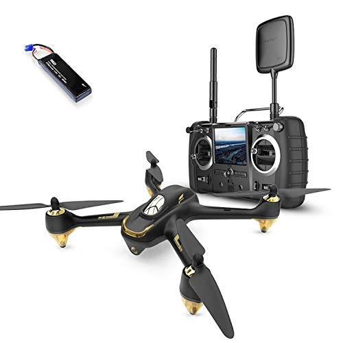 Hubsan H501S X4 PRO Brushless FPV Droni Quadricotteri GPS Fotocamera 1080P HD 5.8Ghz con Telecomando...