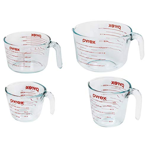 Liquid Measuring Cup Set