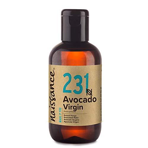 Naissance Avocadoöl nativ (Nr. 231) 100ml 100% rein kaltgepresst