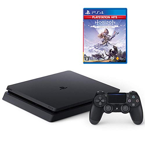 PlayStation 4 ジェット・ブラック 1TB + Horizon Zero Dawn Complete Edition セット【Amazon.co.jp限定】...
