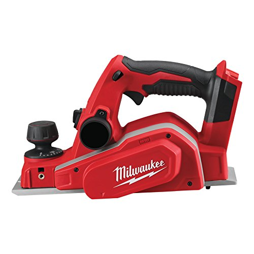 Milwaukee 4933451113 Akku-Handhobel M18BP/0, 12 W, 12 V