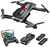 Holy Stone HS160 Pro Foldable Drone with 1080p HD WiFi Camera for Adults and Kids, Wide Angle FPV...