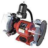 Sunex Tools 5002A 8 Bench Grinder with Light