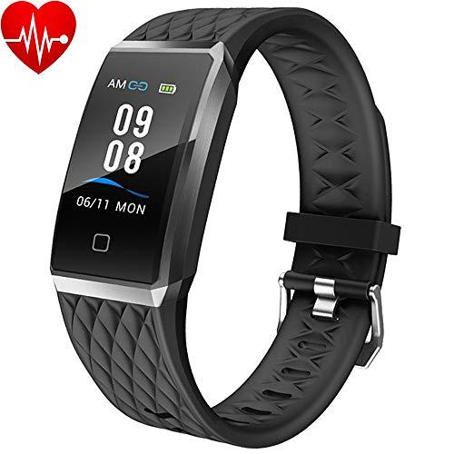 Willful Smartwatch Orologio Fitness Trakcer Donna Uomo Cardiofrequenzimetro da Polso Smart Watch...