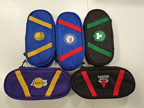 ASTUCCIO NBA (CELTICS, LAKERS, BULLS, WARRIORS, PHILA 76ers)