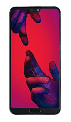 Huawei P20 Pro Smartphone débloqué 4G (6,1 pouces 128 Go/6 Go Double NanoSIM Android) Noir [Version européenne]