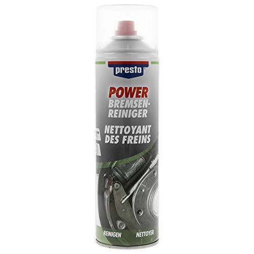 presto 315541 Power Bremsenreiniger, 500 ml