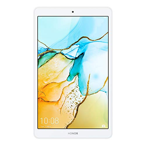 HONOR Pad 5 8 (8-inch, 4+64GB, FHD Display, Wi-Fi + 4G LTE, Voice Calling, Dual Stereo Speakers, Dolby Atmos Surround Sound, GPU Turbo 2.0, Face Unlocking, Glacial Blue)