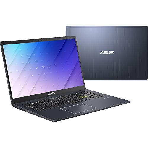 ASUS Vivobook E510MA PC Portable 15'' HD (Pentium N5030, RAM 8G, 256G SSD PCIE, WINDOWS 10) Clavier AZERTY Français