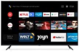 """Xiaomi Mi Smart TV 4S 55"""" 4K LED, Tuner Triplo, Android TV 9.0, Telecomando con Microfono, Video e Netflix"""