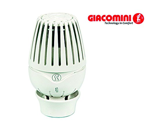 Giacomini - Robinetterie radiateur - Tête thermostatique R460 - : R460X001