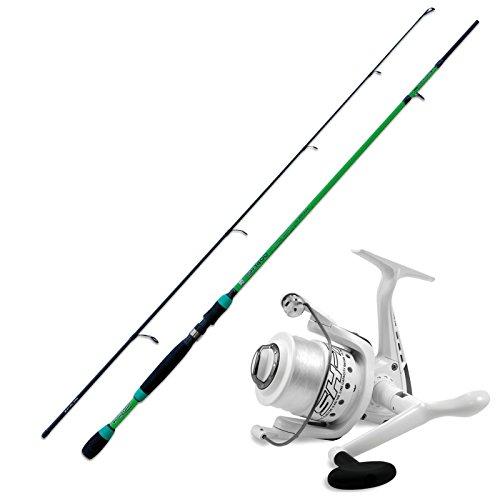 Pescaplanet KP2782 Kit Spinning Canna Shizuka 210 cm + Mulinello Shizuka