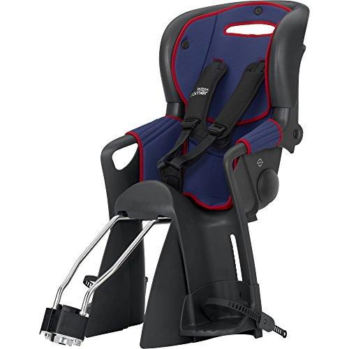 Britax-Romer 2000023729 Jockey Comfort Seggiolino Bici, Blu/Rosso