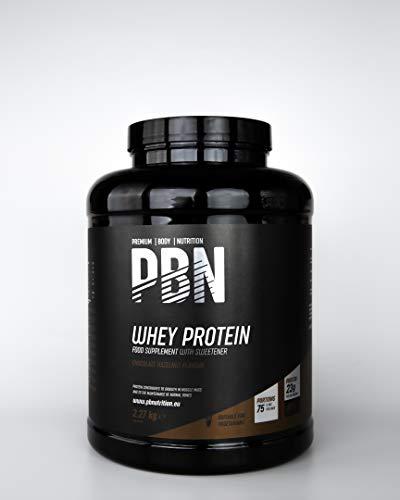 PBN - Premium Body Nutrition PBN - Proteína de suero de leche en...