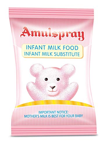 AMUL Spray 500 GM Pouch Pack of 3