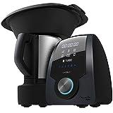 Cecotec Robot de Cocina Multifunción Mambo 8090, Cuchara MamboMix, 30 funciones, Báscula Incorporada, Jarra de Acero Inoxidable de Capacidad 3,3L, Apta para Lavavajillas, Cestillo de Hervir, Recetario