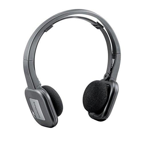 RadioShack Lightweight Sport AM/FM Stereo Headset Radio with Adjustable Headband