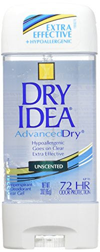 Dial 1327463 Dry Idea Unscented Clear Gel...