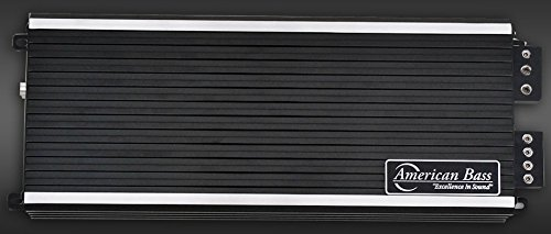 American Bass Usa PH4000 MD 4000 Watt Mono Block Amplifier