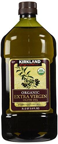 Kirkland Signature Organic Extra Virgin Olive Oil,...