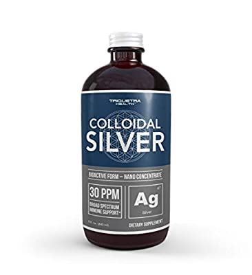 BIOACTIVE SILVER FOR POTENT IMMUNE SUPPORT*: Our colloidal silver is 99.99% pure silver ions in Bioactive form. This means 99% of the Silver particles and nano-clusters maintain their active ionic-charge, which is the only truly effective form of col...