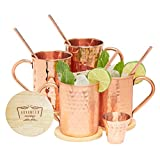 Advanced Mixology Moscow Mule...