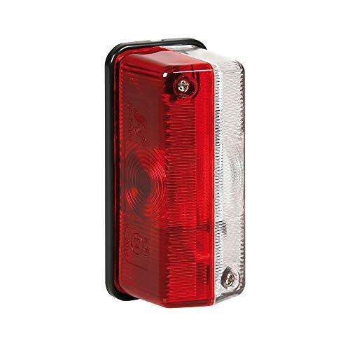 Lampa 41514 Luce ingombro, 12/24V - Bianco/Rosso