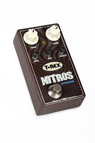 T-Rex NITROS High-Gain Distortion Pedal