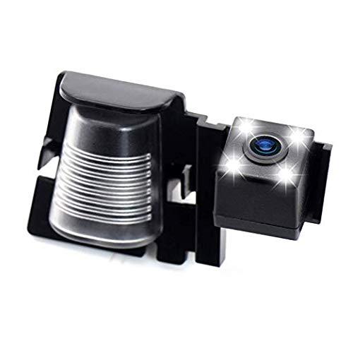 Telecamera per la Retromarcia per utilizzare alla luce Targa Retrocamera, telecamera posteriore per Jeep Wrangler JK Sahara Sport Rubicon X & JKU Unlimited