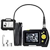 Digital Inspection Camera with 0.21inch Lens, 2.7inch Color Screen, 9.84ft...