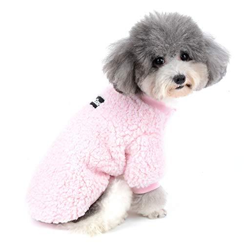 Zunea - Abrigo para perros pequeños - Abrigo cálido para invierno,...