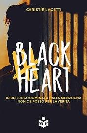 Black Heart : (Jail Guard Vol. 2) di [Christie Lacetti, Alice Maccari]