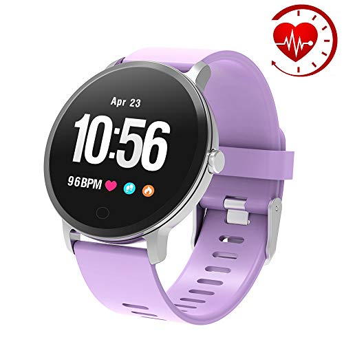 YoYoFit Edge Fitness Trackers with Funny Game, Color Screen Waterproof...