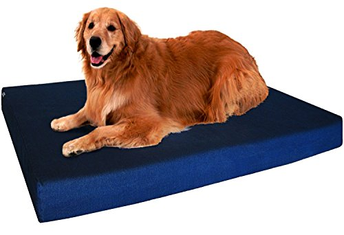 Dogbed4less Extra Large Orthopedic Memory Foam Dog...