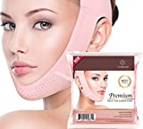 Premium Chin Strap for Double Chin and face slimmer for women and men to help you look younger and healthier