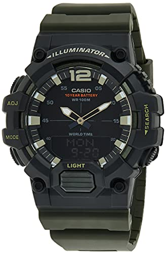 Casio Collection Herren-Armbanduhr HDC-700-3AVEF