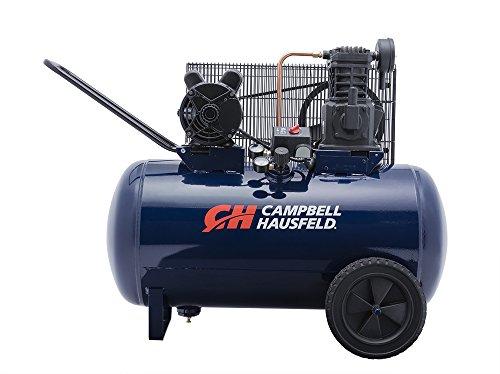 Air Compressor, 30-Gallon Horizontal Tank,...