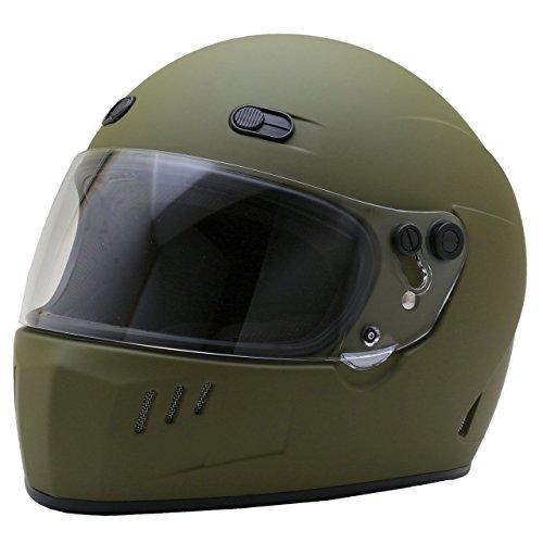 ネオライダース (NEO-RIDERS) GTX フルフェイス ヘルメット マットグリーン Lサイズ 59-60cm SG/PSC GTX