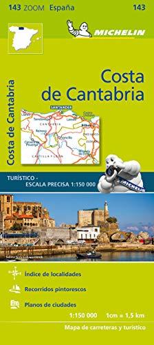 Mapa Zoom Costa de Cantabria (Mapas Zoom Michelin)