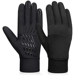 Winter Gloves for Men Women Weather Windproof Thermal Touchscreen Gloves