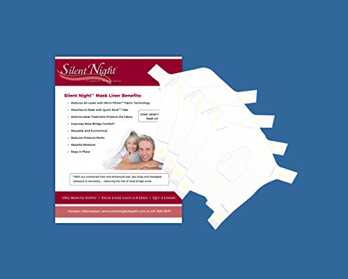 Silent Night CPAP Mask Liners (Full Face Medium)