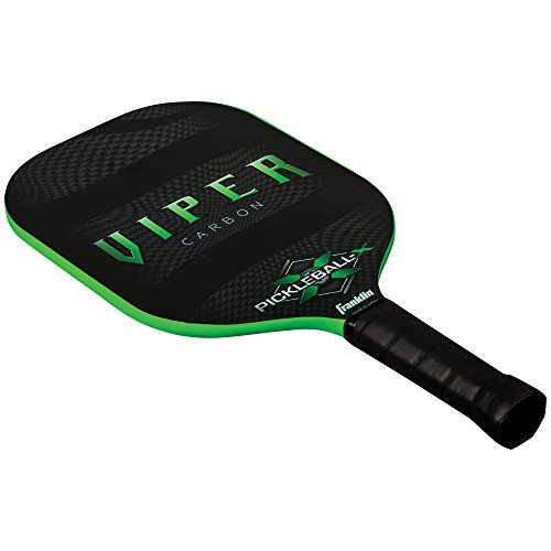 Franklin Sports Pickleball Paddle - Carbon Fiber - Viper
