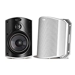 Polk Audio Atrium 5 Wall Speakers with Powerful Bass  Review