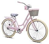 BCA by Kent 26' Women's Charleston Cruiser Bike, Pink